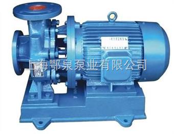 ISWR卧式热水管道泵