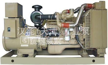 hc-68gf汉能柴油机发电机组