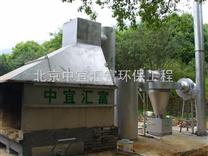 无害化超低价达标排放公墓陵园随葬品焚烧炉