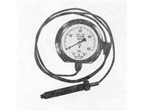 隔膜式高温熔体压力变送器