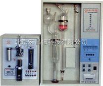 JS-SX型碳硫高速分析儀器