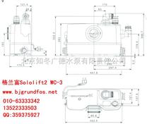 北京污水提升雷竞技官网app格兰富WC-3强大的铰刀系统