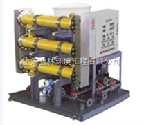 管式 电解海水次氯酸钠发生系统