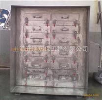 304不锈钢酸性有机废气吸附塔