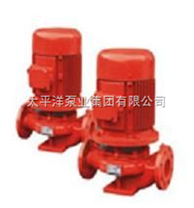 立式消防泵