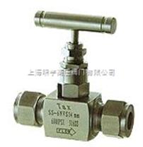 SS-6NVS14mm高温针型阀