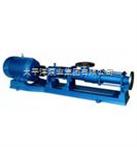 G型螺杆泵,螺杆泵,單級螺杆泵