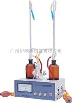 KF-1水份測定儀/安亭電子KF-1自動水份測定儀