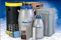 泰来华顿CX100便携式液氮罐+运输箱
