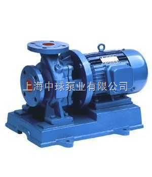 卧式热水泵|热水管道离心泵|ISW单级单吸热水泵