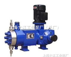 SJ5-M液压隔膜计量泵