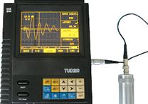 CUT210金屬超聲波探傷儀