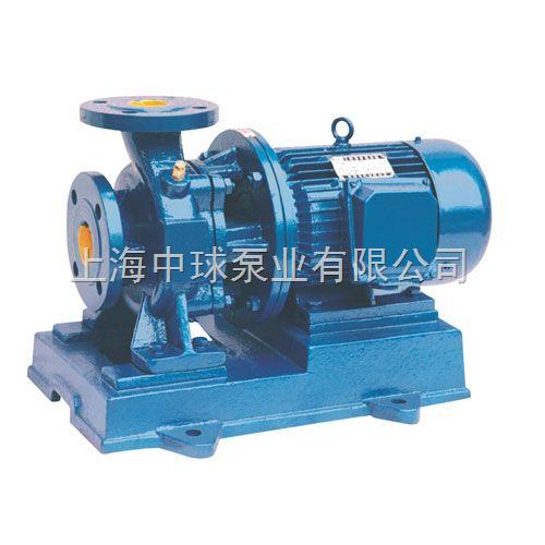 直联式离心泵|卧式单级管道泵|ISW管道循环泵