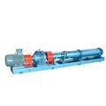 G污泥螺杆泵|G型单螺杆泵|不锈钢螺杆泵