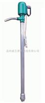 YBYB-40手提式不锈钢隔爆油桶泵生产厂家,价格,结构图