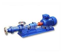 I-1B浓浆泵生产厂家,价格,结构图