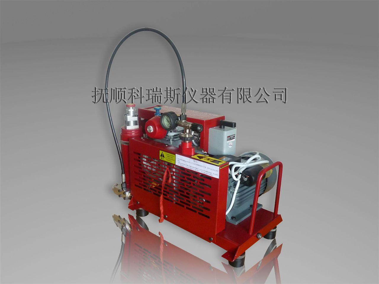 呼吸空气充气泵