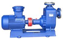 CYZ-A型自吸式离心油泵生产厂家,价格,结构图