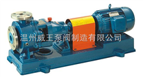 IR型化工保温泵