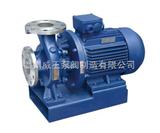 ISWH卧式不锈钢管道离心化工泵生产厂家,价格,结构图