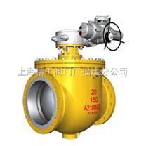 上裝式電動球閥SZQ947N,上海精工球閥門,上海閥門, 株洲閥門