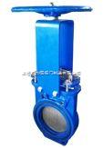 PZ73X双向密封浆液阀(明杆)