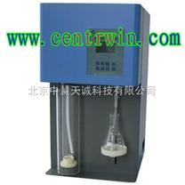全自動凱氏定氮儀/全自動定氮儀/自動型凱氏定氮儀 含4孔消化爐型號:ZH1576