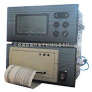多路曲线数据液晶屏幕显示有纸温度记录仪