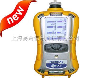 MultiRAE 2 六合一气体检测仪 【PGM-62XX】