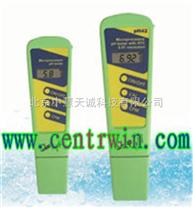 便攜式電導率測定儀/筆式TDS測試儀 意大利 型號:MTYKT71