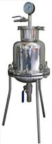 正压过滤器、筒式过滤器、实验室不锈钢正压过滤器