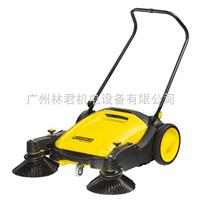 凯驰 人力手推式扫尘扫地机