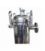 不锈钢袋式过滤器、液体袋式过滤器、可定制各种规格袋式过滤器