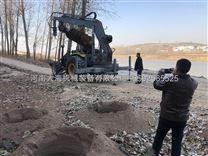 南京种树挖坑机大海机械产品