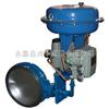 ZMAW-6B,ZSCW-6K气动薄膜调节蝶阀