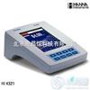 供应意大利哈纳HI4321实验室台式EC/ TDS/ KΩ/NaCI/°C测定仪,HI4321