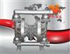 QBY系列永嘉海坦牌 海坦公司生产 隔膜泵系列 QBY系列铝合金气动隔膜泵