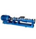 G型螺杆泵,螺杆泵,单级螺杆泵